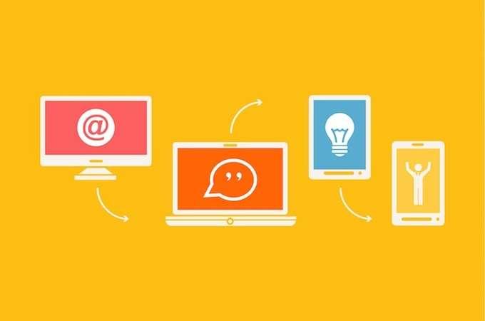 Las aplicaciones que hacen uso de datos públicos pueden ser utilizadas desde múltiples dispositivos.
