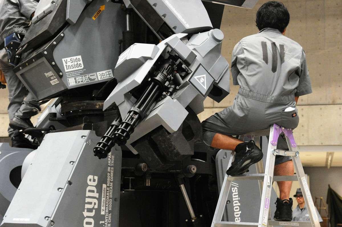 Dos compañías se batirán a duelo con robots