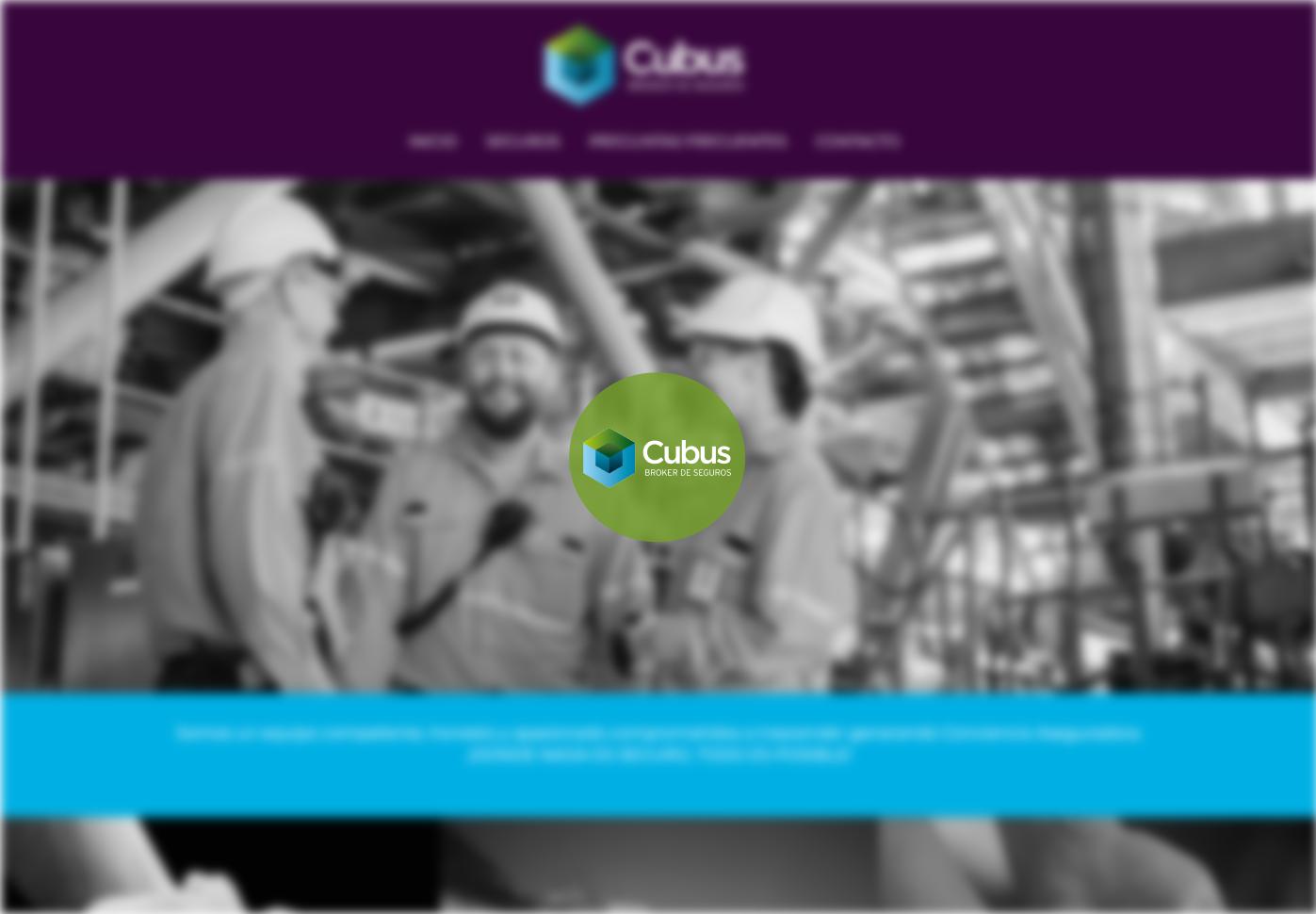 Cubus: desarrollo a medida para un broker de seguros