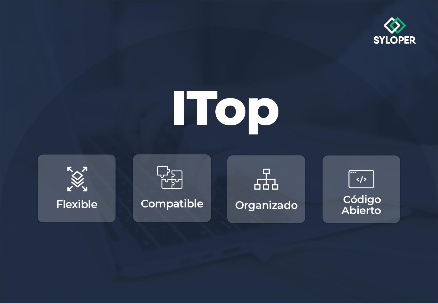 ITop: gestión de servicios e infraestructura