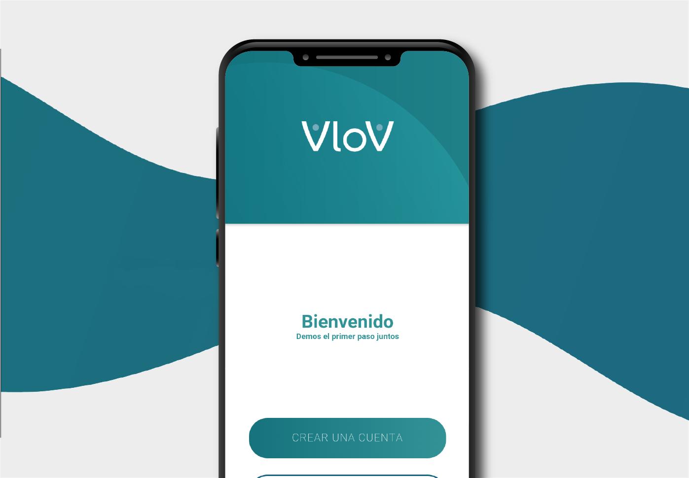 Vlov: app de apoyo para personas con consumos problemáticos