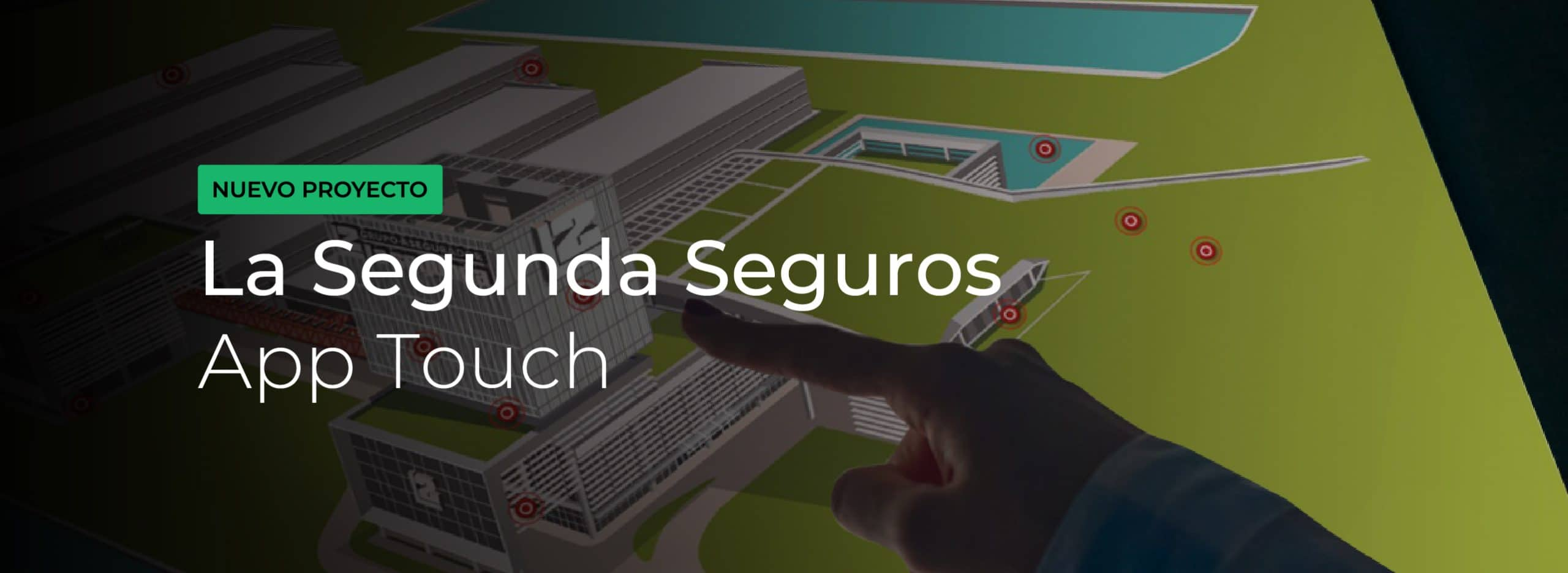 La Segunda: aplicaciones touch para su nuevo edificio sustentable