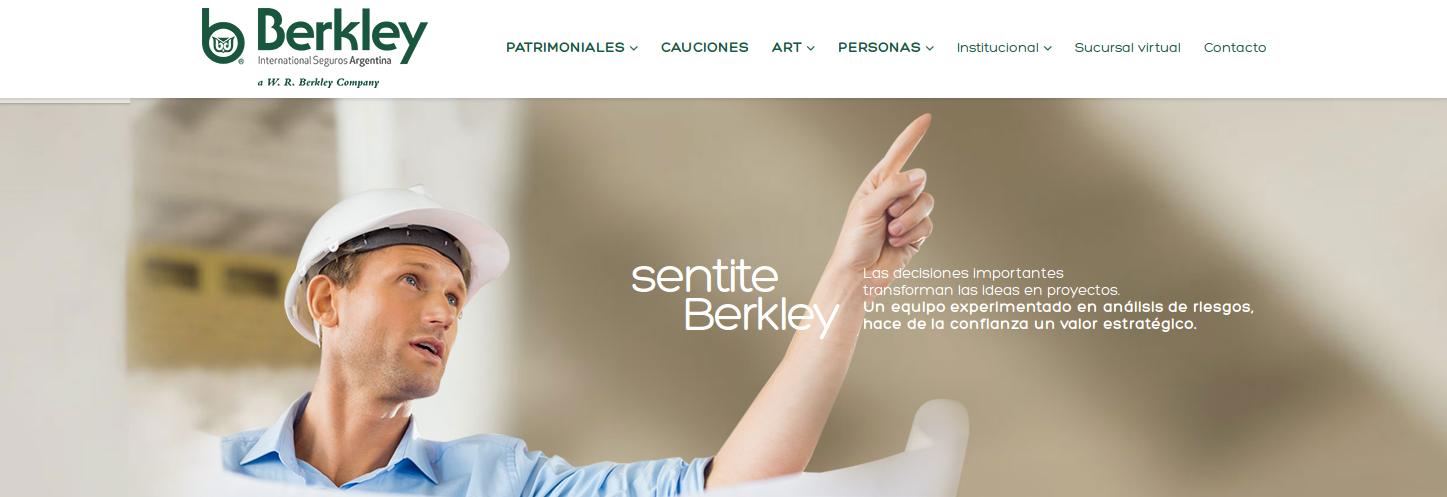 Berkley – Aplicación iOS