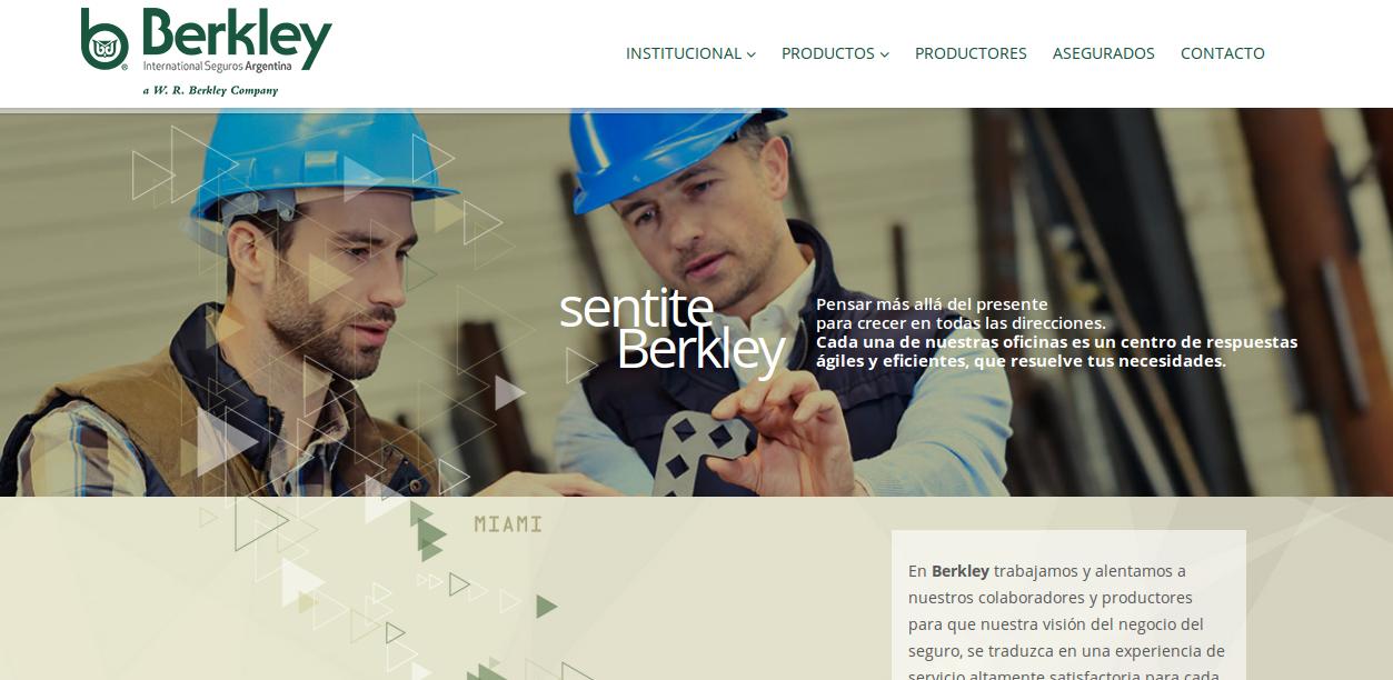Berkley – Aplicaciones Android