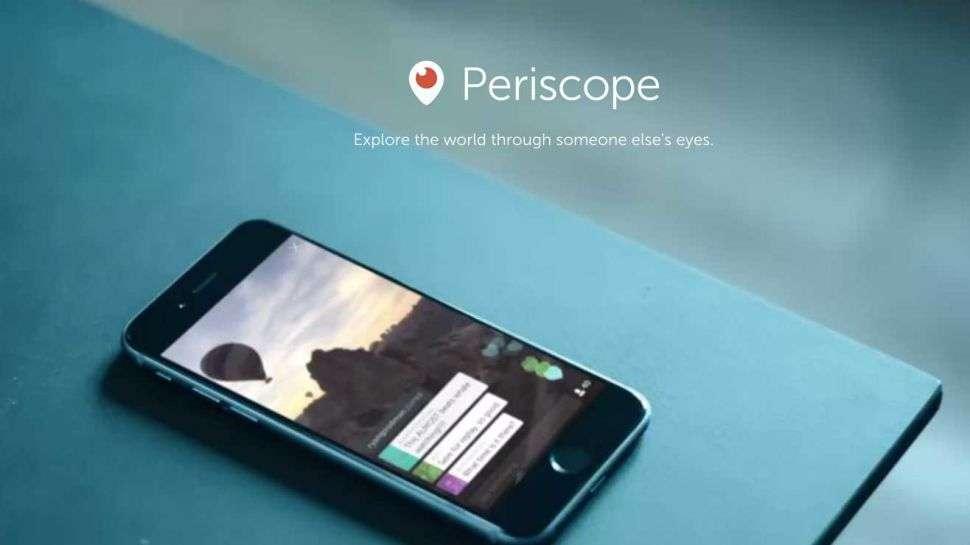 Llegó Periscope a Android, la aplicación para emitir videos directos desde el celular