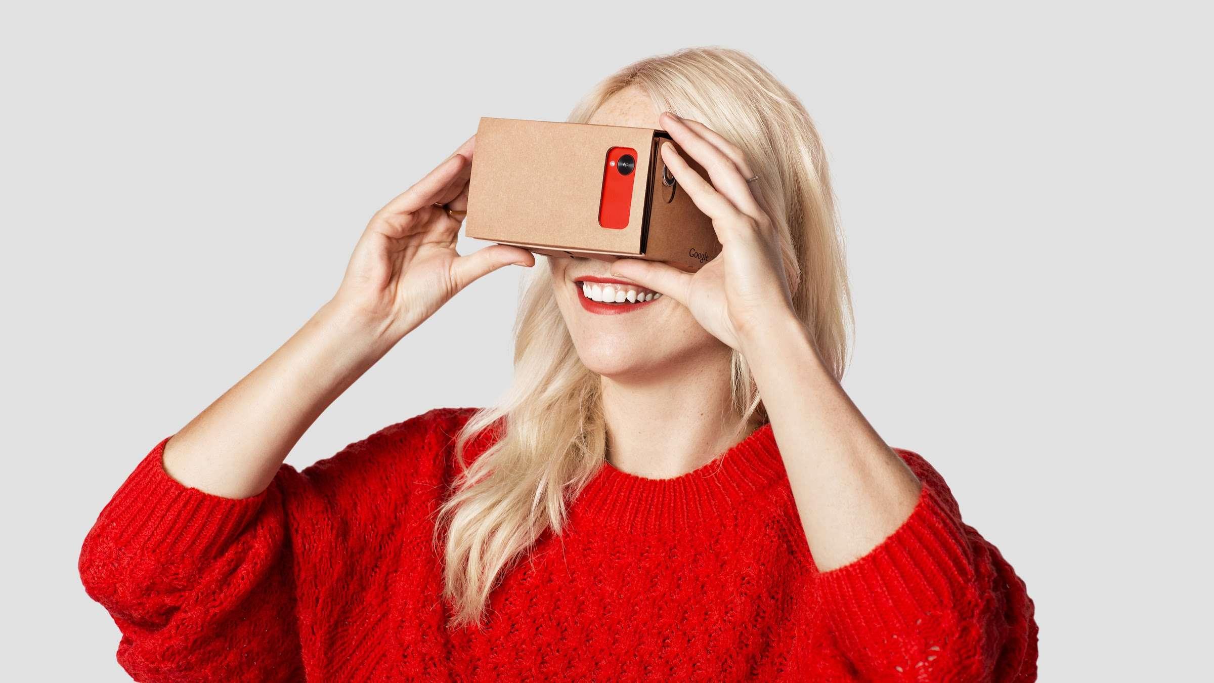 Cardboard: el dispositivo de realidad virtual al alcance de todos
