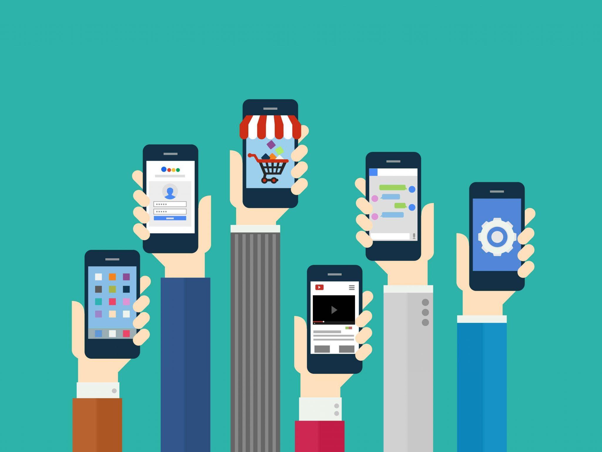 6 exitosas aplicaciones móviles con datos abiertos