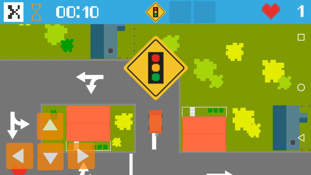 Captura del juego en funcionamiento